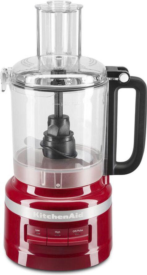 9 Cup foodprocessor rød  KitchenAid
