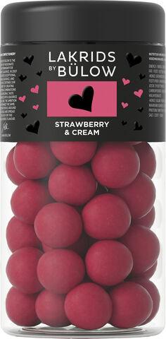 REGULAR LOVE STRAWBERRY & CREAM