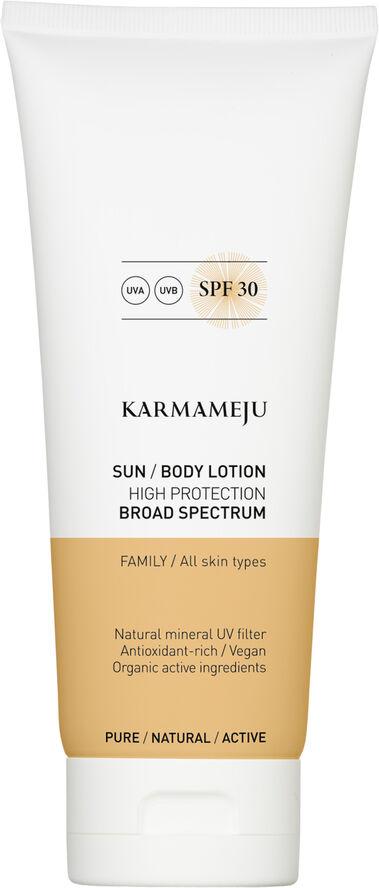 SUN Body lotion, SPF 30, 200 ml