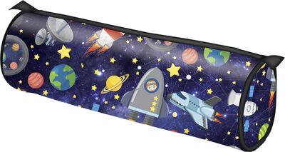 Valiant space pencil case L 22 cm, dia 7 cm