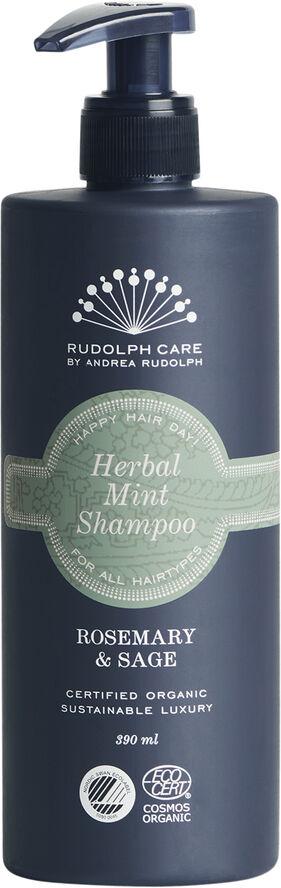 Herbal Mint Shampoo 390 ml.