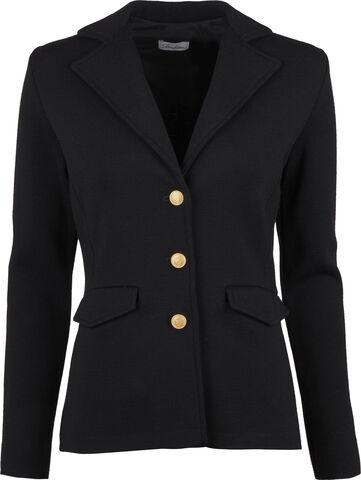 Knit, jacket