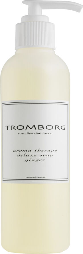Aroma Therapy Deluxe Soap Ginger