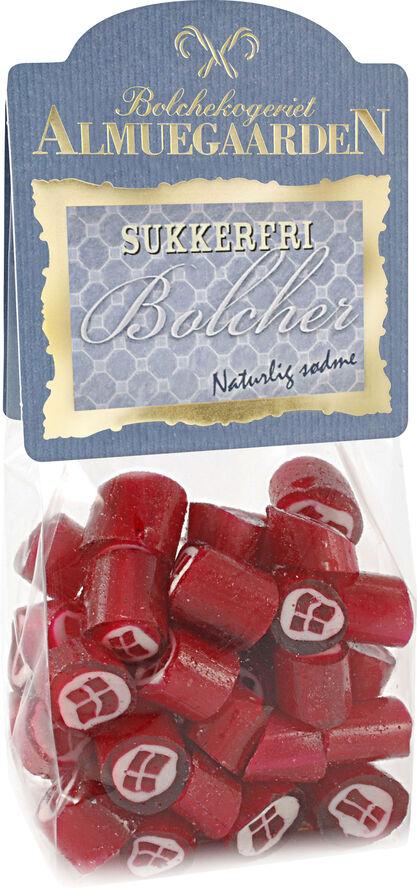 Sukkerfri Flag bolcher med smag af anis