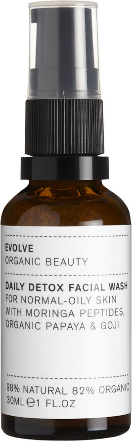 Daily Detox Facial Wash - Travel size