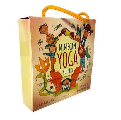 Min egen kuffert med yogakort