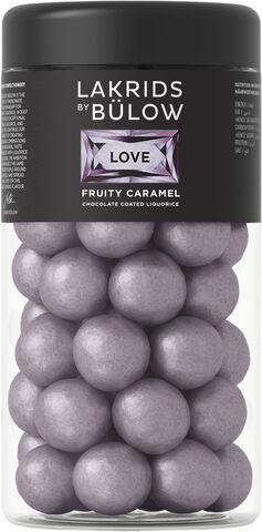 REGULAR LOVE FRUITY CARAMEL