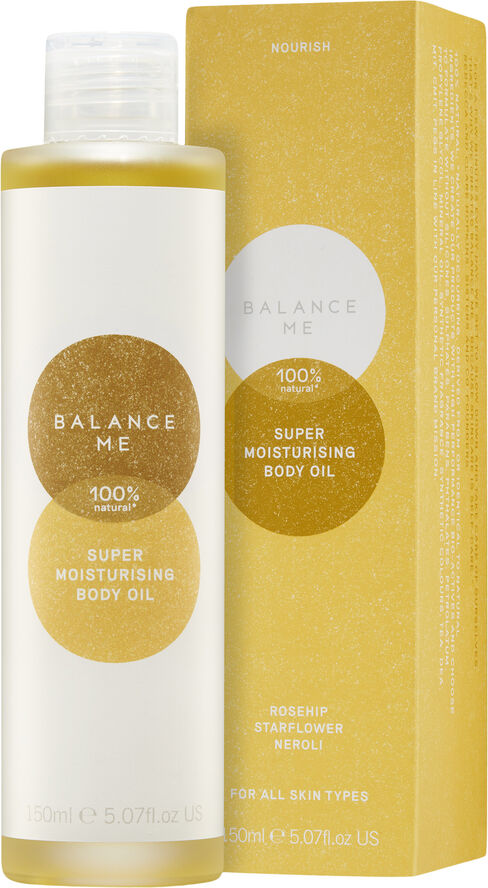 Balance Me SuperMoisturising  Body Oil