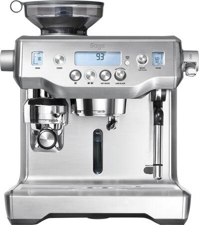 The Oracle espressomaskine