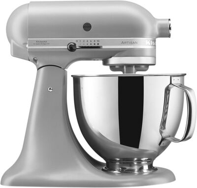 Artisan køkkenmaskine mat grå 4,8 l