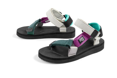 Suicoke and HAY Sandals