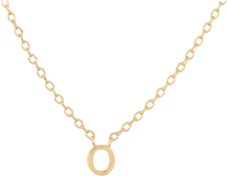 Note Necklace 41 cm Pendant 4 mm