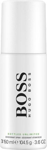Boss Bottled Unlimited Deodorant Spray 150 ml.
