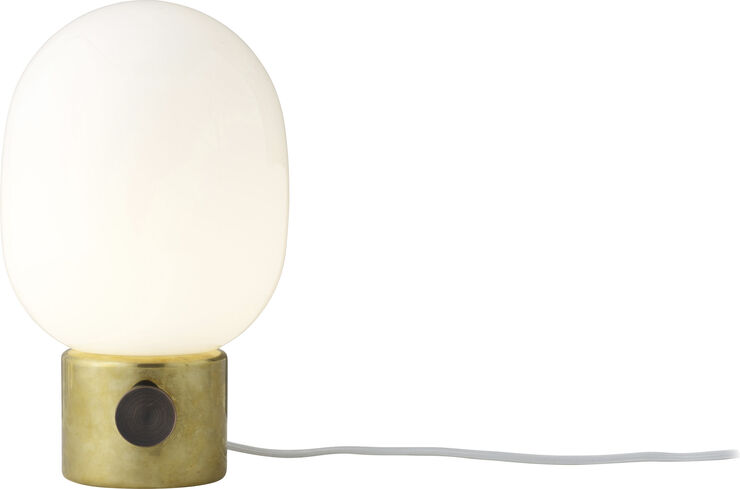 JWDA Metallic Lamp,  Mirror Polished Brass