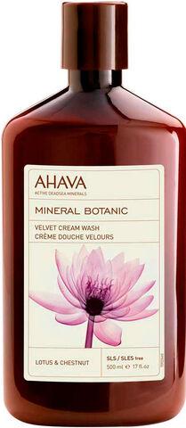 Mineral Botanic Body Lotion Lotus & Chestnut