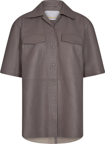 Jocy Shirt Leather