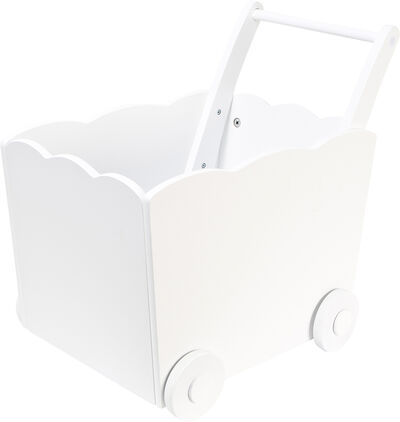 Toy cart White