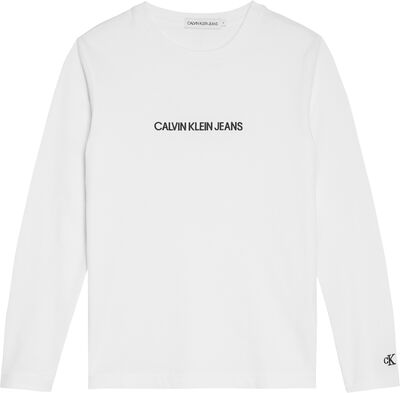 SMALL INSTITUTIONAL LS T-SHIRT