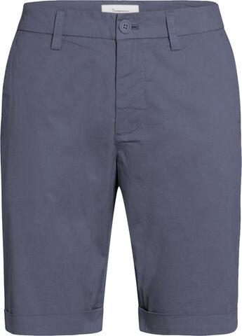 CHUCK regular chino poplin shorts - GOTS/Vegan
