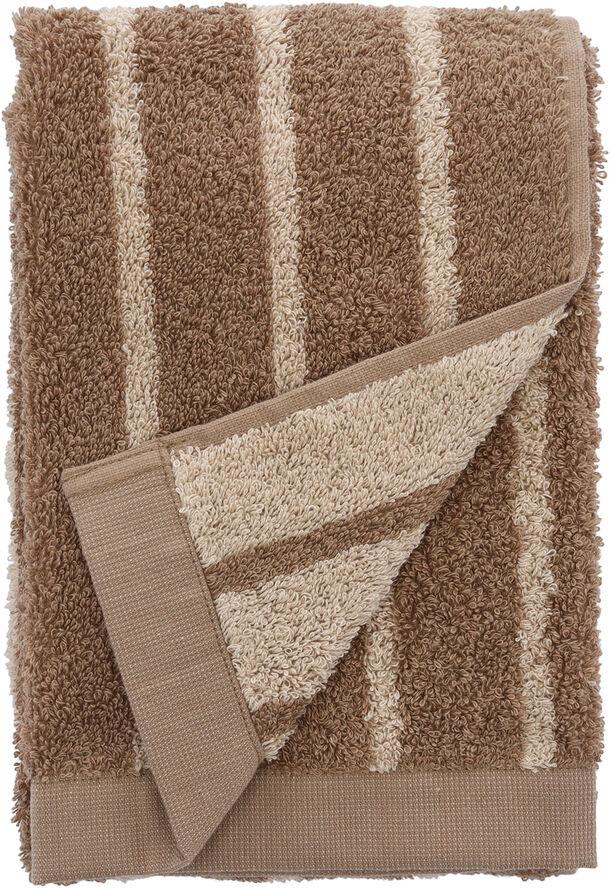 Håndklæde 50x100 Common O Camel