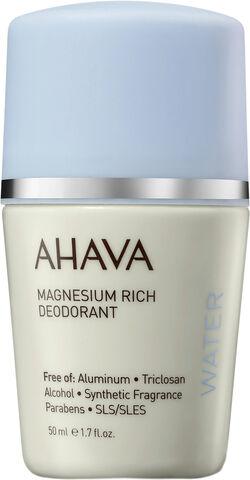 Magnesium Rich Deodorant