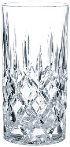 4 stk. Noblesse krystal longdrink glas