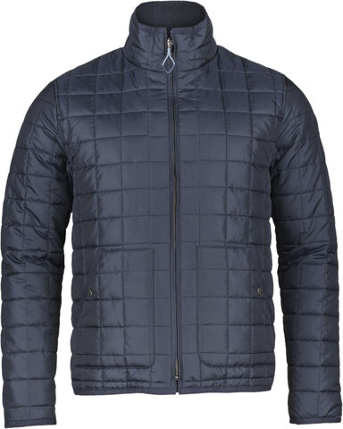 Reversible quilted jacket - GRS