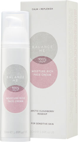 Moisture Rich Face Cream 50 ml.