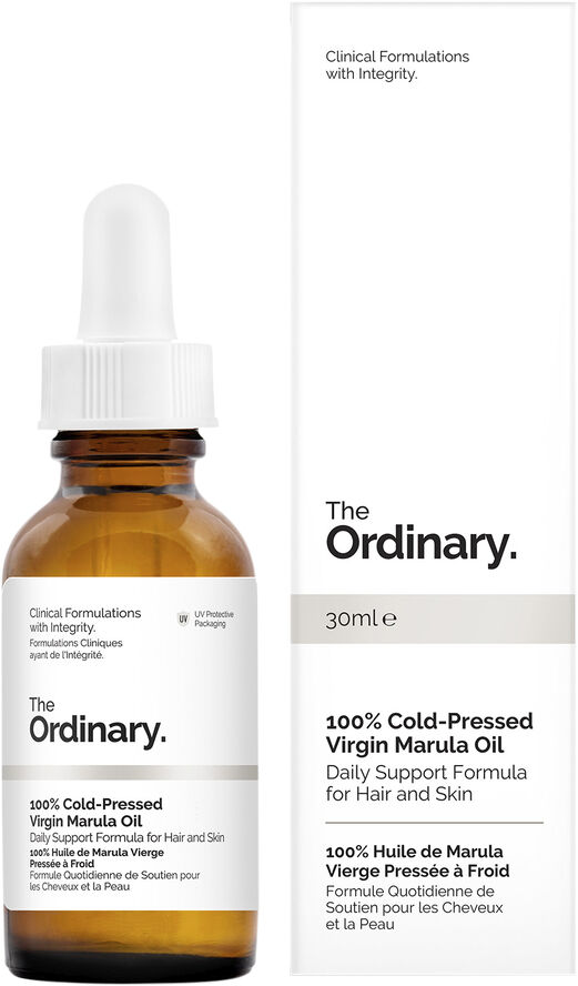 100% Cold-Pressed Virgin Marula Oil 30 ml.
