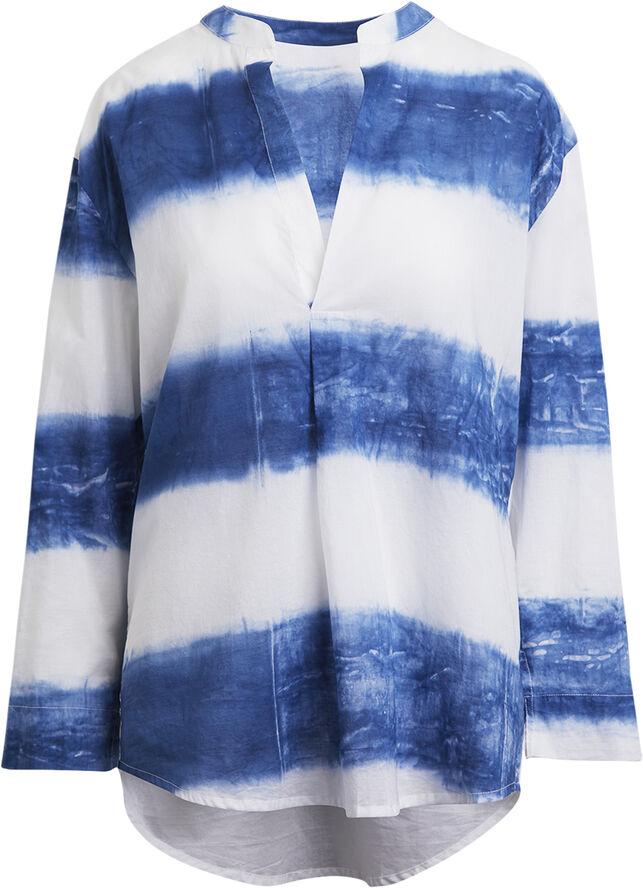 Rough stripe shirt