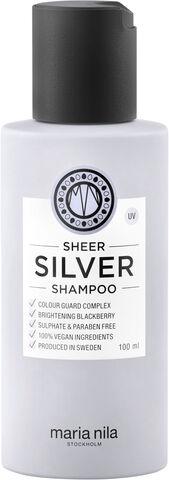 Sheer Silver Shampoo 100 ml