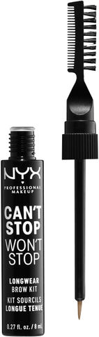 Can't Stop Won't Stop Longwear Brow Ink Kit
