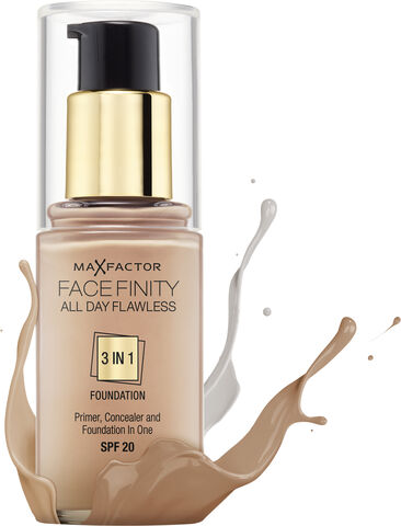 All Day Flawless 3In1 Foundation