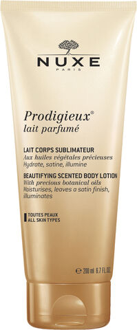 Prodigieux lait parfume Beautifying Scented Body Lotion