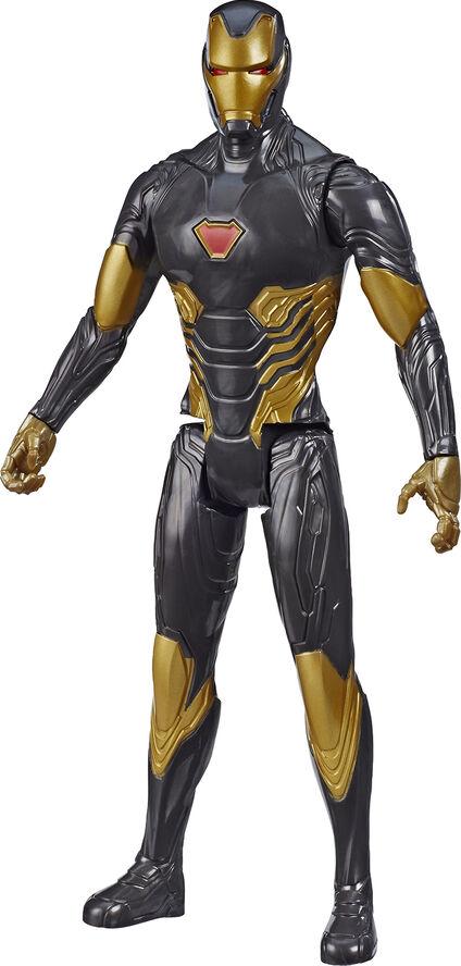 Avengers Titan Hero Black Gold Iron Man