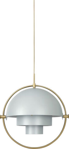 Multi-Lite Pendant - Ø36 - Brass base