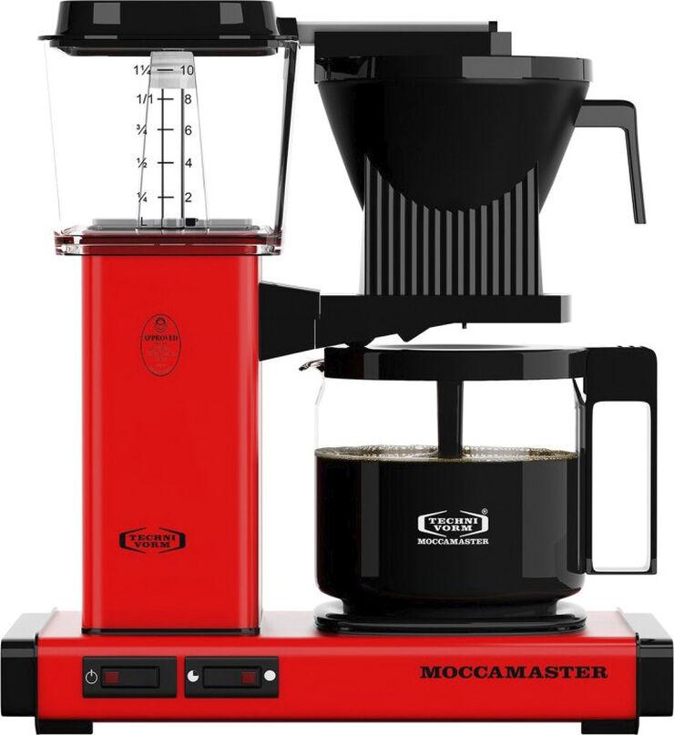 Kaffemaskine Red