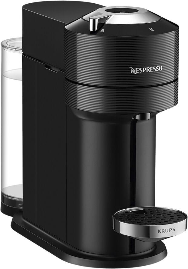 Nespresso® Vertuo Next Premium coffee machine by Krups®, Classic Black