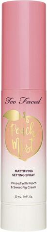 Peach Mist - Setting Spray