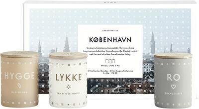 KOBENHAVN Mini Candle Giftset