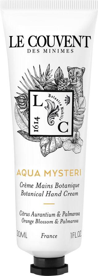 Botanical Aqua Mysteri Hand Cream 30 ml.