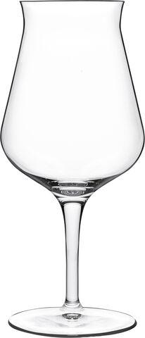 Birrateque  2 stk. ølglas tester 42 cl.