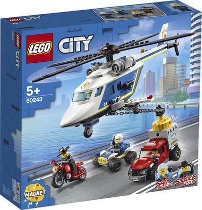 Politihelikopterjagt