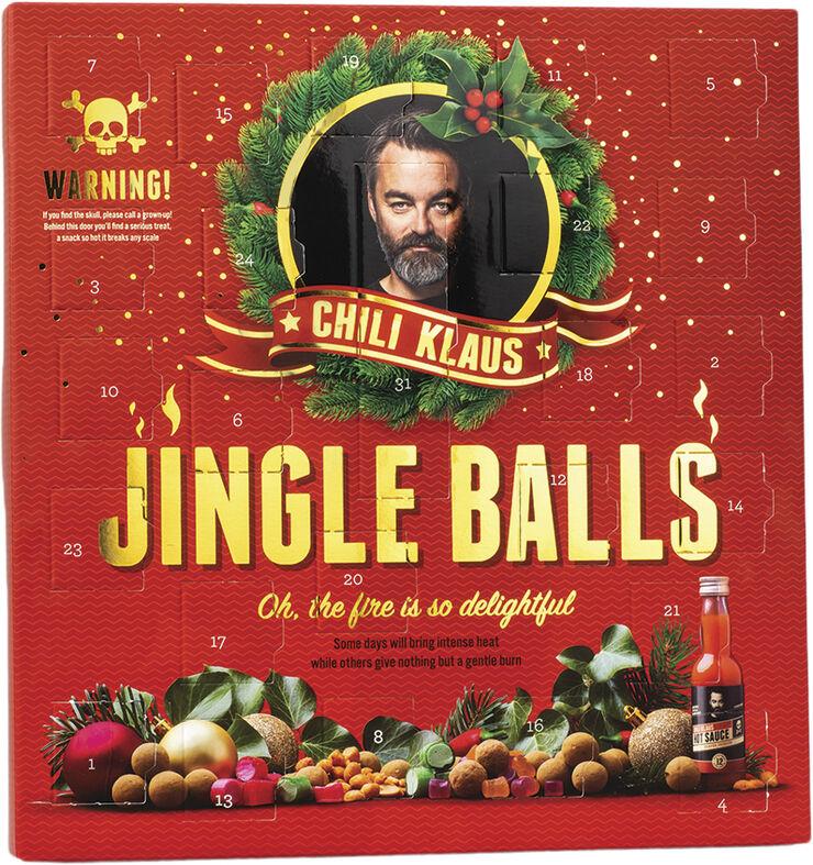 Jingle Balls Christmas Calendar 2020