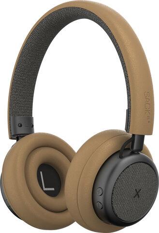 TOUCHit On-ear Headphones Golden