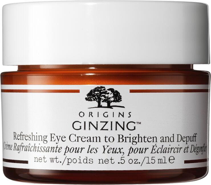 GinZing Refreshing Eye Cream