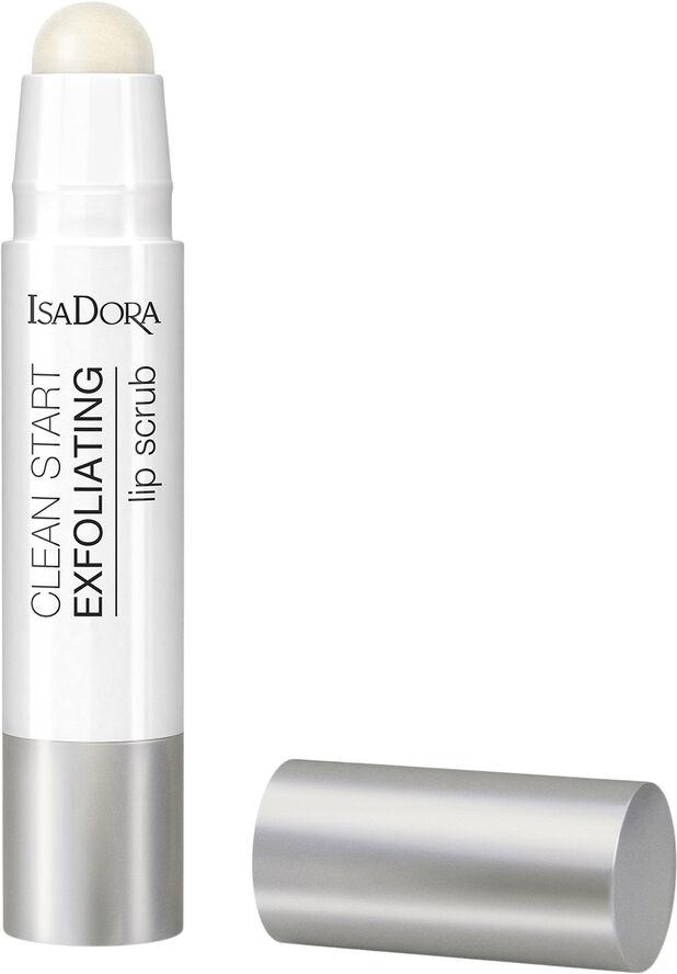 Clean Start Exfoliating Lip Scrub