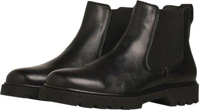 Chelsea - Black Leather