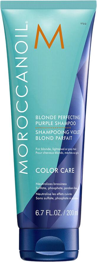 Moroccanoil Purple Shampoo 200 ml