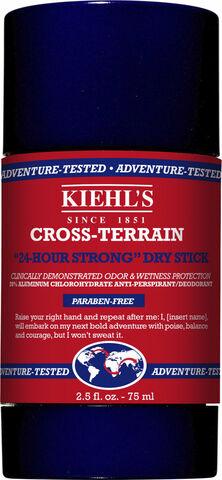 Cross-Terrain 24-hour Strong Dry Stick 75 g